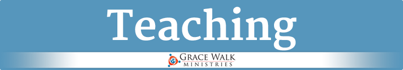 Grace Walk Conference